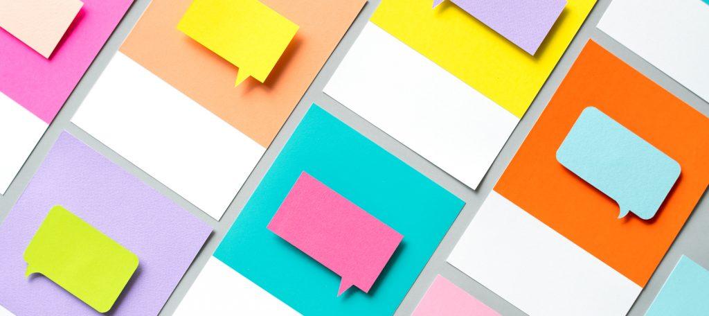 Mensajes paper craft